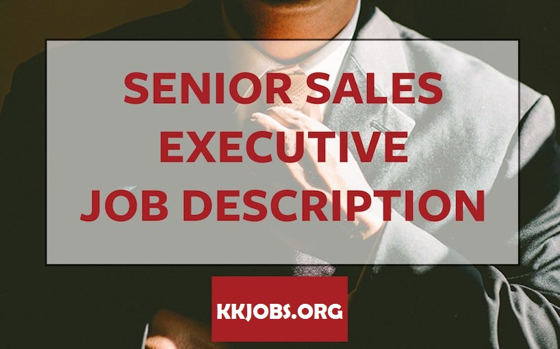 Sales Executive Skills And Qualities