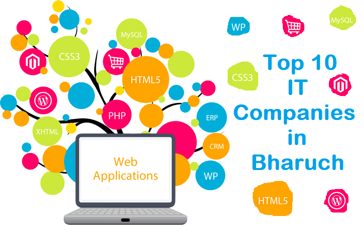 Top 10 IT Companies in Bharuch